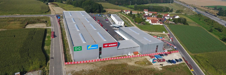 Felbermayr eröffnet neuen Standort nordwestlich von München Slider
