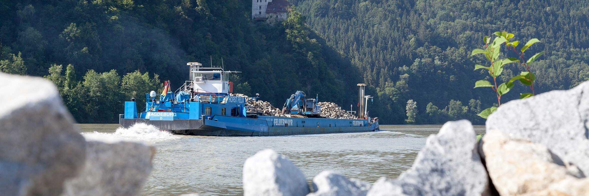 Ufersanierung in Passau Slider