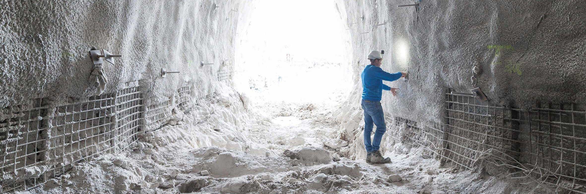 Felbermayr-Spezialtiefbau im Tunnelbau Slider