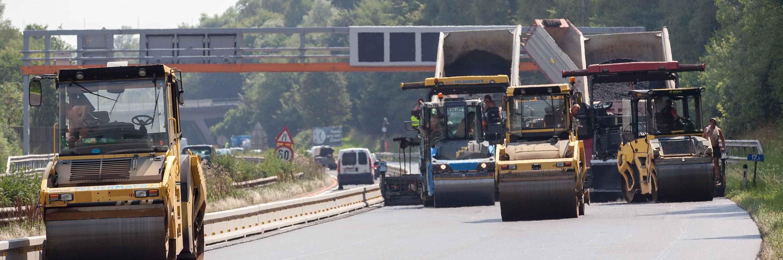 Mühlkreisautobahn saniert Slider