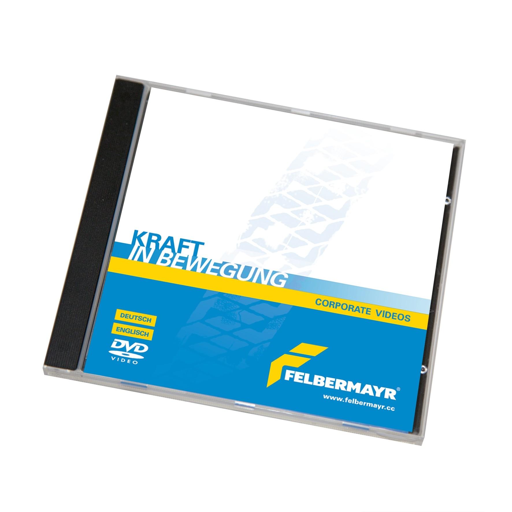 """DVD """"Kraft in Bewegung"""" - Imagevideo"""