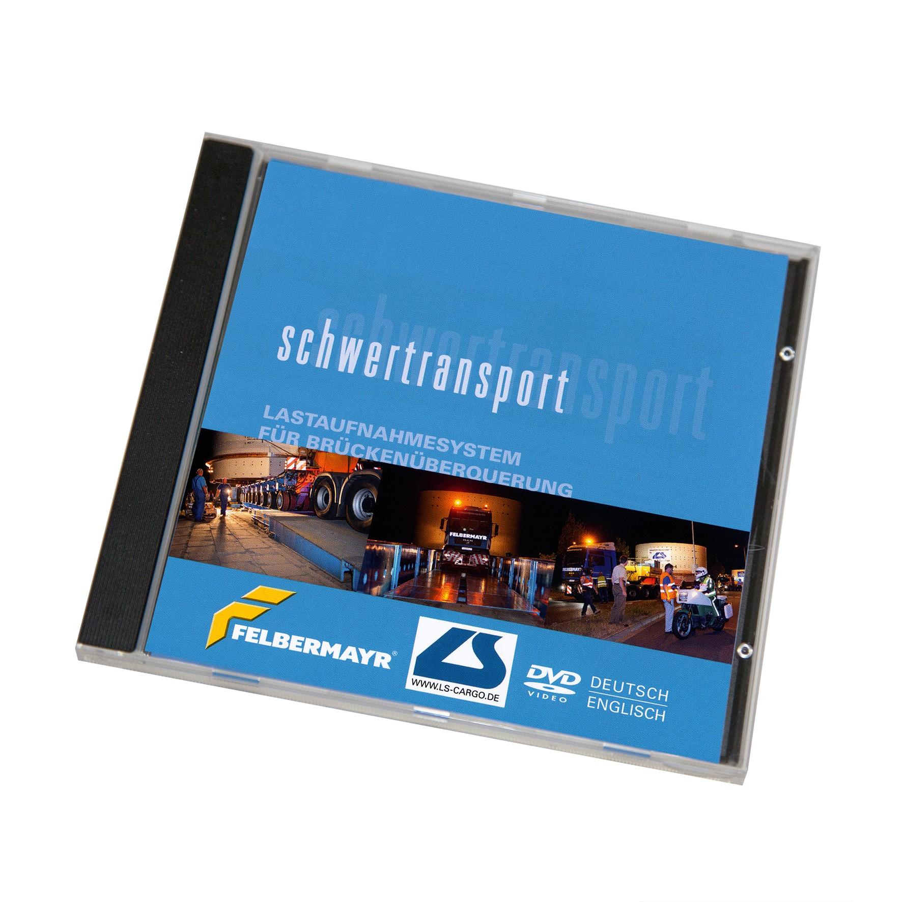 "DVD ""Schwertransport"""