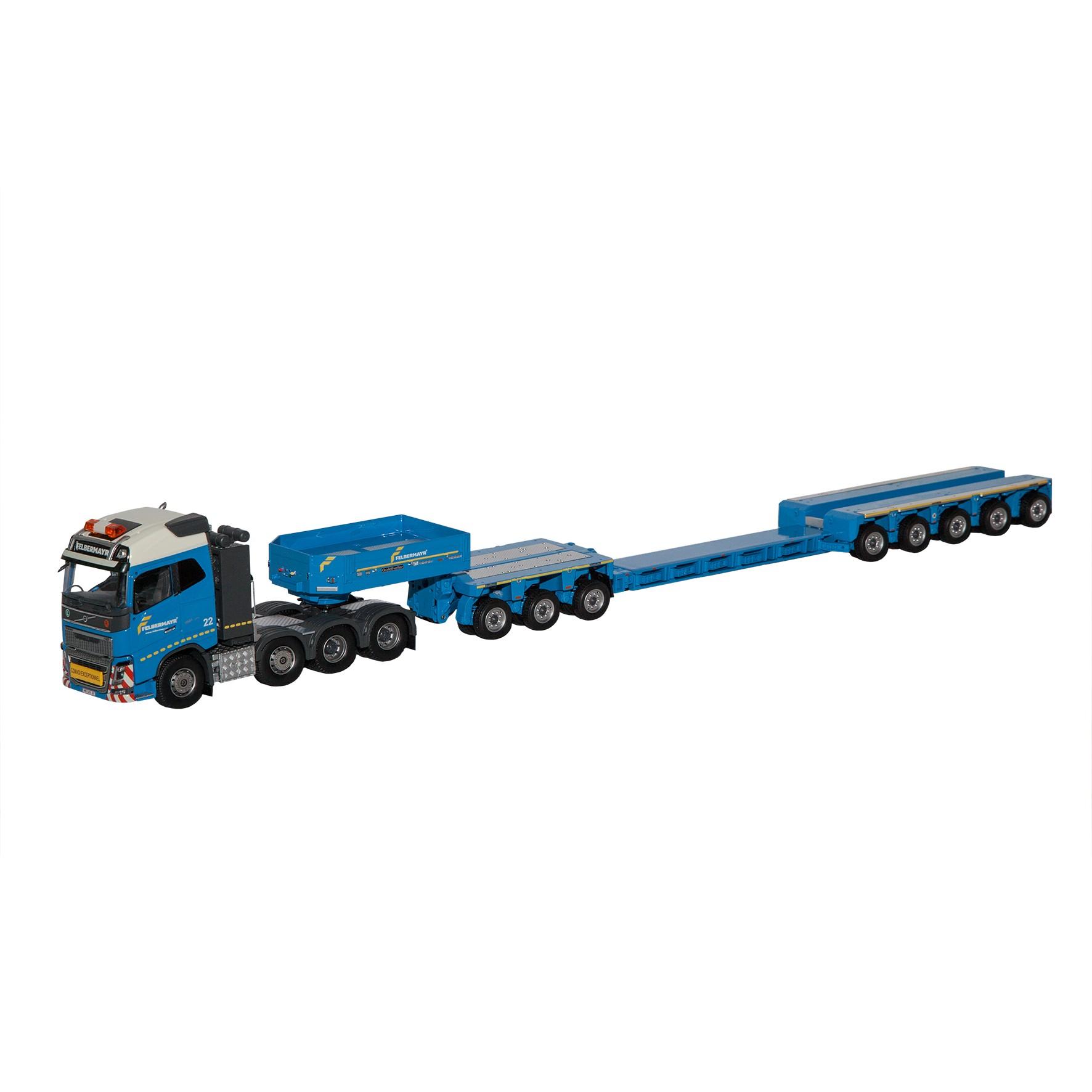 """Modell """"Volvo FH Schwertransport ZGM"""""""