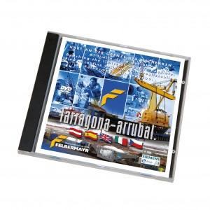 "DVD ""Tarragona-Arrubal"""