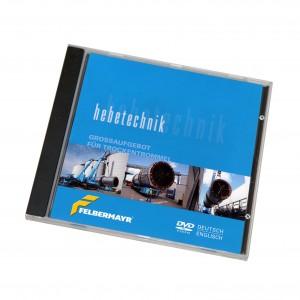 """DVD """"Hebetechnik - Großaufgebot für Trockentrommel"""""""