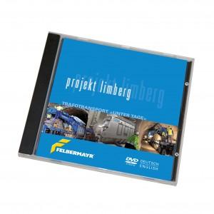 """DVD """"Projekt Limberg - Trafotransport """"Unter Tage"""""""