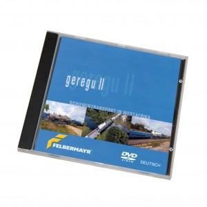 """DVD """"Geregu II - Schienentransport in Westafrika"""""""
