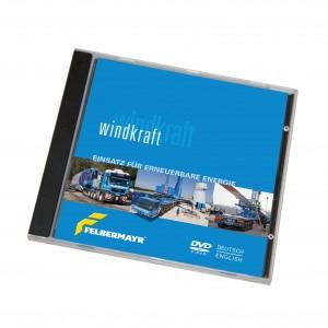 """DVD """"Windkraft - Einsatz für erneuerbare Energie"""""""