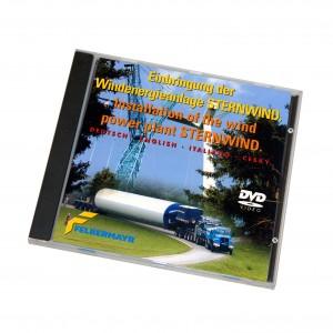 """DVD """"Einbringung der Windenergieanlage Sternwind"""""""