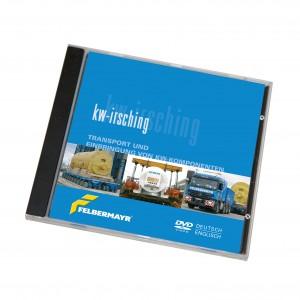 """DVD """"KW-Irsching - Transport und Einbringung von KW-Komponenten"""""""