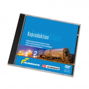 "DVD ""Koproduktion Nitrogenmüvek"""