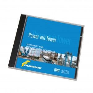 """DVD """"Power mit Tower"""""""